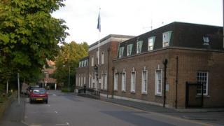 Watford police station