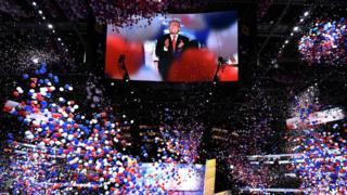 Trump celebration party