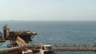 نشت نفت از تأسیسات خارک، آلودگی در خلیج فارس