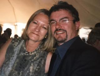 Sally e Richard Challen