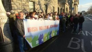 Activists at Apollo House