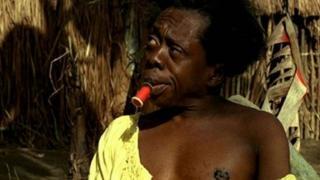 Grande Otello no filme Macunaíma