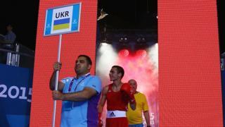 український боксер Юрій Шестак