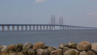 Oresund Bridge (28 July 2018)