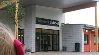 New Airyhall School