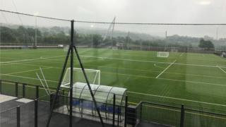 synthetic pitch strabane