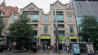 40-46 Donegall Place