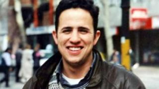 Alejo Hunau was murdered in 2004