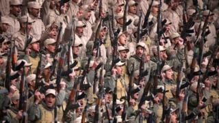 جنود أكراد