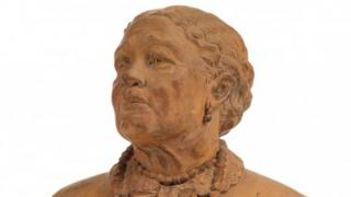 Mary Seacole bust