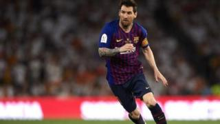 Messi amempiku Christiano Ronaldo kwa Malipo bora zaidi miongoni mwa wanamichezo