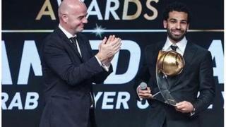Mohamed Salah ya taka rawa a kungiyarsa ta Roma sosai