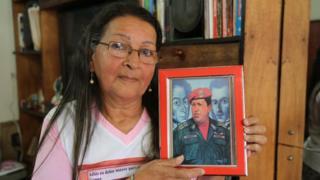 Teresa Chavez fotoğrafı ile