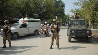 L'attentat a eu lieu dans le village de Butmana, dans le district de Mohmand, une zone frontalière de l'Afghanistan.
