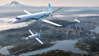 طائرات شركة زونوم