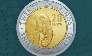 Moeda do Quênia