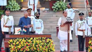 राजनाथ सिंह गृहमंत्री होंगे