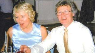 Ann and Don Maguire