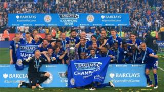 Foxes with the trophy