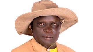Mbunge Ibrahim Abiriga wa Manispaa ya Arua