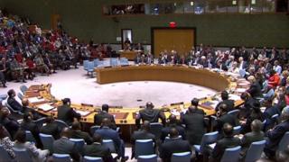 جلسه شورای امنیت به ریاست ترامپ