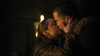 Arya ve Gendry