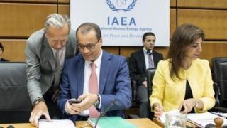 مدیر کل موقت آژانس بینالمللی انرژی اتمی