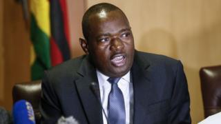 Selon le ministre des Affaires étrangères, Sibusiso Moyo, le retour du dollar zimbabwéen a permis de stabiliser l'économie du pays.