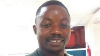 Samuel Wazizi a été arrêté le vendredi 2 août.