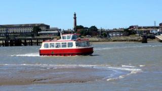 Knott End Ferry