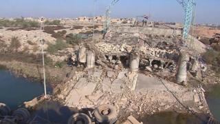 အီရတ်က ပြန်လည်ထူထောင်ရေး ဒေါ်လာ ၈၈ ဘီလျံ လိုအပ်