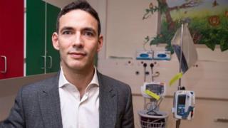 Plastic surgeon Jeremy Yarrow