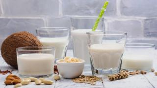 A preference of plant formed milks