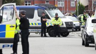 برطانیہ سکیورٹی