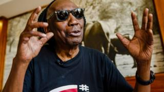 Thomas Mapfumo - April 2018