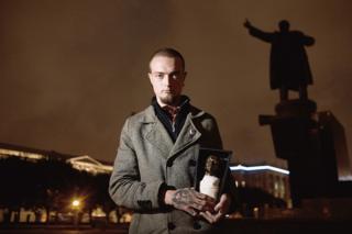Символы революции в Петербурге