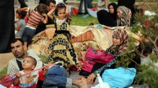 Les refugiés expulsés seraient dans une situation vulnérable.