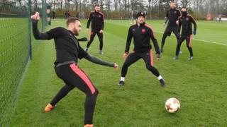 'Yan wasan Arsenal
