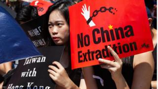 ہانگ کانگ احتجاج