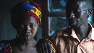 Moises Bagwiza et sa femme Julienne Bagwiza.
