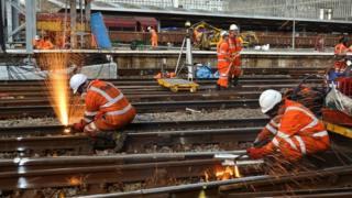 Waterloo upgrade works