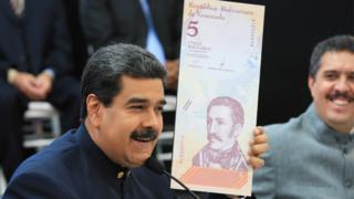 Nicolás Maduro.