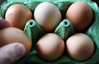 Заражені яйця виявили у супермаркетах по всій Європі