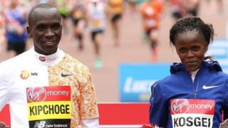 победители Лондонского марафона