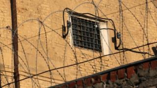 окно в тюрьме