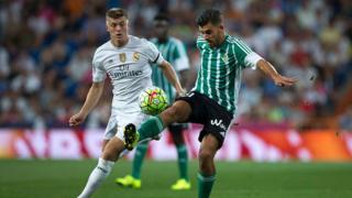 Daniel Ceballos, s'est engagé pour six ans avec le Real Madrid.