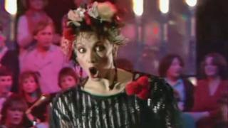 Toni Basil on Top of the Pops in 1982