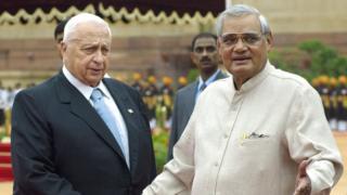 इसराइल और भारत