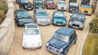 Cars up for auction