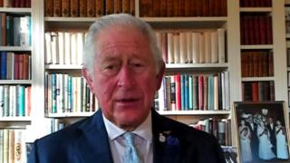 Prince Charles leads tributes to police officers killed on duty thumbnail